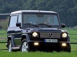 G 300 TD (5dr)(W463) Mercedes-Benz фото