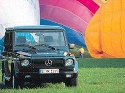 G 350 Turbo D (3dr)(W463) Mercedes-Benz фото