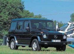 Mercedes-Benz G 400 CDI (5dr)(W463) фото