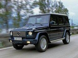 G 400 CDI (5dr)(W463) Mercedes-Benz фото