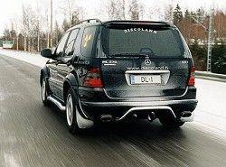 ML 230(W163) Mercedes-Benz фото