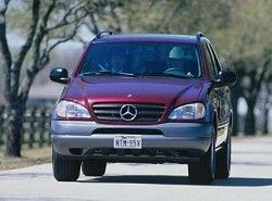 ML 320  (W163) Mercedes-Benz фото