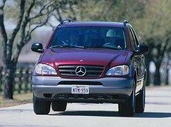 ML 320(W163) Mercedes-Benz фото