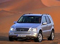 Mercedes-Benz ML 400 CDI(W163) фото