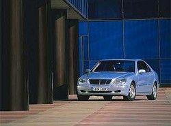 S 320 (224hp)(W220) Mercedes-Benz фото