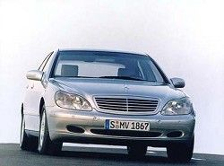 Mercedes-Benz S 500 (306hp)  (W220) фото