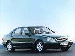 Mercedes-Benz S 55 AMG(W220) фото