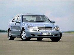 S 55 AMG(W220) Mercedes-Benz фото