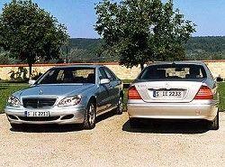 S 600 (367hp)(W220) Mercedes-Benz фото