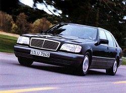 Mercedes-Benz S 600 (394hp)(W140) фото