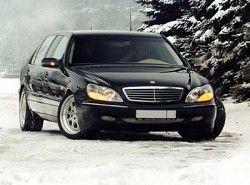Mercedes-Benz S 600 L(W220) фото
