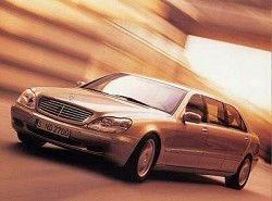 S 600 L(W220) Mercedes-Benz фото