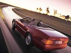 Mercedes-Benz SL 320 (224hp)(R129) фото