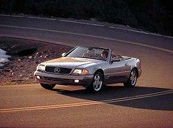 SL 320 (224hp)(R129) Mercedes-Benz фото