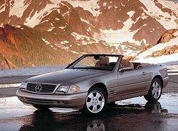 SL 320 (231hp)(R129) Mercedes-Benz фото