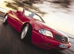 SL 500 (320hp)(R129) Mercedes-Benz фото