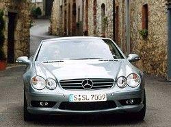 Mercedes-Benz SL 500 Coupe(R230) фото