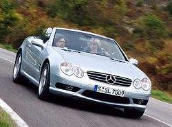 SL 500 Roadster(R230) Mercedes-Benz фото