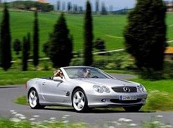 Mercedes-Benz SL 55 AMG Roadster  (R230) фото
