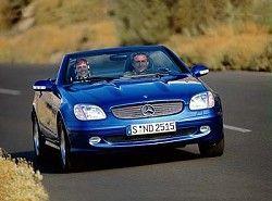 Mercedes-Benz SLK 200(R170) фото