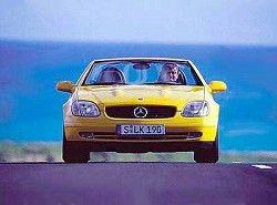 SLK 200(R170) Mercedes-Benz фото