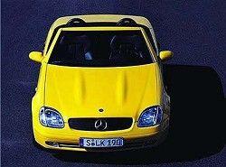 Mercedes-Benz SLK 200 Kompressor (192hp)(R170) фото