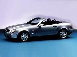 Mercedes-Benz SLK 230 Kompressor (193hp)  R170 фото