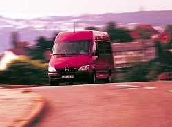 Mercedes-Benz Sprinter 316 CDI  W901 фото