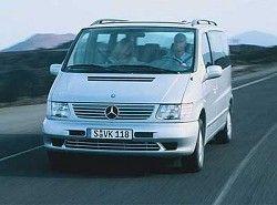 Mercedes-Benz V 200 CDI  W638 фото