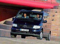V 200 CDI  W638 Mercedes-Benz фото