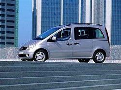 Vaneo 1.9 Mercedes-Benz фото