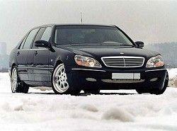 Mercedes-Benz S 350 4-matic  W220 фото