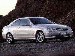 Mercedes-Benz CLK 200 Kompressor (170hp)  C209 фото