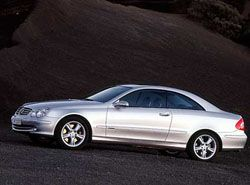 CLK 200 Kompressor (170hp)  C209 Mercedes-Benz фото