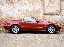 Mercedes-Benz SL 600 (500hp)  R230 фото