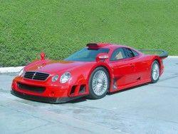 Mercedes-Benz CLK GTR фото