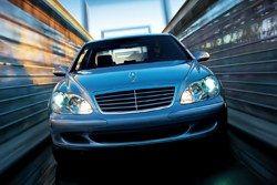 Mercedes-Benz S 600 фото