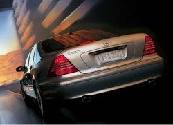 S 600 Mercedes-Benz фото