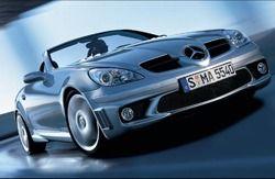 Mercedes-Benz SLK II 55 AMG фото