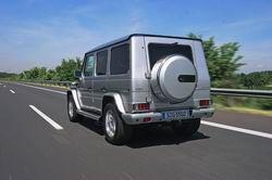 G 55 AMG Kompressor Mercedes-Benz фото