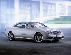 Mercedes-Benz CL 65 AMG (C215) фото