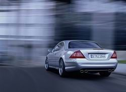 CL 65 AMG (C215) Mercedes-Benz фото