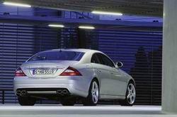 Mercedes-Benz CLS 55 AMG фото