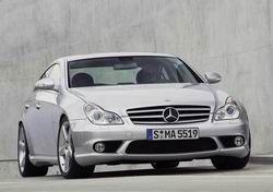 CLS 55 AMG Mercedes-Benz фото