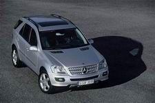 ML II 500 Mercedes-Benz фото