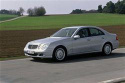 Mercedes-Benz E 420 CDI W211 фото