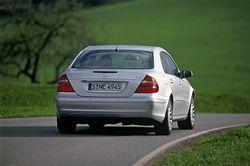 E 420 CDI W211 Mercedes-Benz фото