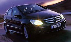 Mercedes-Benz B180 фото