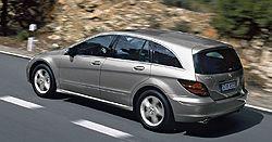 R 350 Mercedes-Benz фото