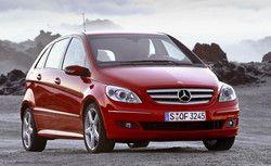 Mercedes-Benz B 150 (95 Hp) фото